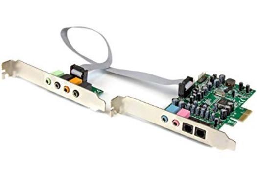 StarTech 7.1 Channel Sound Card