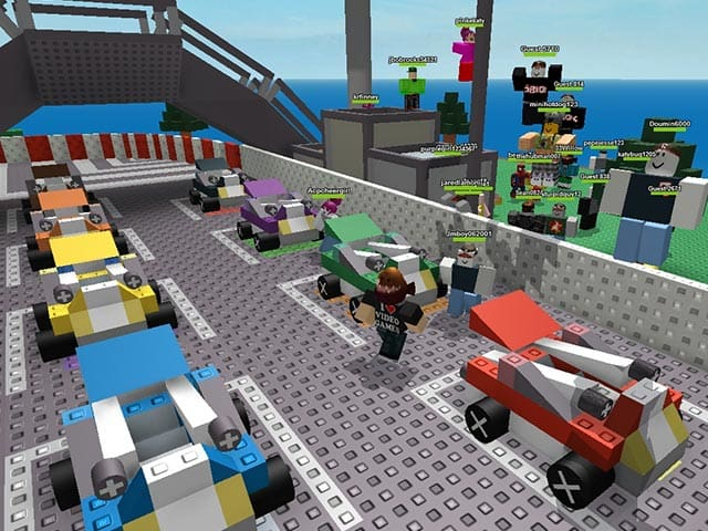 About the ROBLOX Game - Blue Collar Baking